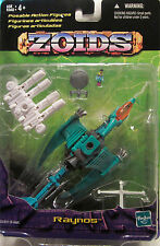 Zoids Raynos #039 Posable Action Figure Hasbro 2002 New