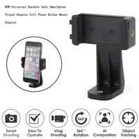 Universal Durable Smartphone Tripod Adapter Cell Phone Holder Mount Adapter.