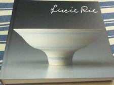 Lucie Rie  A Retrospective 2010 Japan exhibition catalog book hard cover
