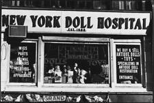 Vintage New York Doll Hospital Photo Bizarre Odd Freaky Strange