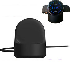 Latest Wireless Charging Cradle Dock For Motorola Moto 360 With USB Cable