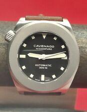 New Cavenago Acciaiopuro 300m Italian Diver 46mm Swiss ETA Automatic 100 Pieces