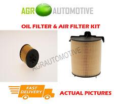 KIT di servizio di benzina olio filtro aria per Volkswagen Golf 1.4 122 CV 2007-08