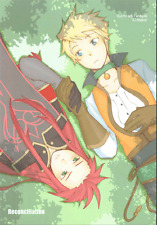 Tales of the Abyss doujinshi Guy x Asch Reconciliation STShaker