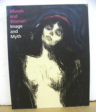 Munch and Women - Image and Myth - Evard Munch by Patricia G. Berman 1997