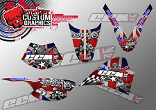 CCM R30 FULL GRAPHICS KIT DECALS SUPER MOTO MX MOTOCROSS STICKERS ROTAX