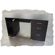 King Kong Walnut 3 Drawer Computer Desk - BRAND NEW