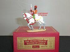 William Britain Delhi Dunbar The Silver Trident Banner of Jaipur 40179