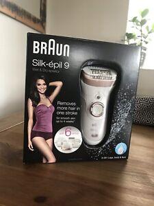 Braun Silk-épil 9561 Wet & Dry Epilator / Shaver