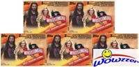 (5) 2020 Topps WWE Road to WrestleMania EXCLUSIVE Sealed Blaster Box-5 RELIC!