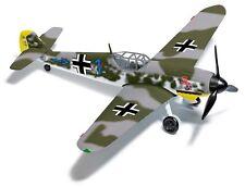 Busch H0 (25014): Messerschmitt  Bf109 F4/B - Fertigmodell