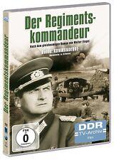 DER REGIMENTSKOMMANDEUR(DDR TV-ARCHIV)ZETZSCHE,MANFRED/TEUSCHER,HANS/+ DVD NEU