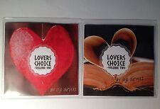 Lovers Choice Vol 1 & 2 (Lovers Reggae & Lovers Rock) 2 CD