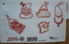 Carteras Bolsos de mano de moda internacional de domingo sellos de goma en almacenamiento EZ Mount &