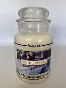 Yankee Candle House Warmers White Christmas - 22 Ounce