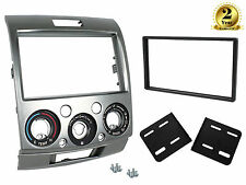 CT23MZ09 Car Stereo Radio Single Din Facia Fascia Panel for Mazda BT-50 07-12