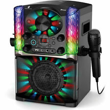 SML625BTBK Bluetooth Karaoke System - brand new open box