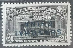 Stamps US. Offices in China, Mint Very Rare ERROR # 03