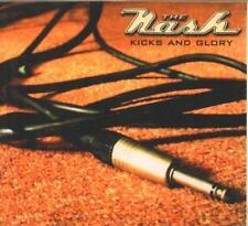 The Nash(CD Album)Kicks And Glory-New