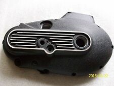 Harley primary cover SPORTSTER 1977-1983-WRINKLE BLACK POWDER COAT