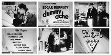"""16mm Film: EDGAR KENNEDY """"Dummy Ache"""" (1936) COMEDY - 18 minutes"""