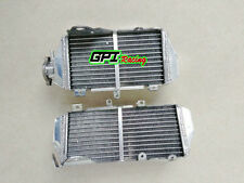 For Honda CRF450R CRF 450 R 4-Stroke 2017 2018 17 18 Aluminum Radiator