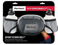 Perfect Sport Hydrobelt2 Water Bottle Hydration Waist Pack, Running Cycling Hike