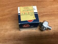 NOS GENUINE OEM  AC GM 25036369 Glow Plug 25036599 Free Fast Shipping