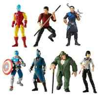 Shang-Chi Marvel Legends 6-Inch Action Figures Wave 1 Set of 6 Mr. Hyde In Stock