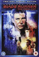 BLADE RUNNER FINAL CUT  Harrison Ford, Rutger Hauer, Sean Young NEW UK R2 DVD