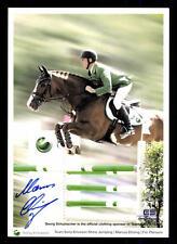 Georg Schumacher Autogrammkarte Original Signiert Reiten + A 107868
