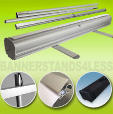 24x79 Retractable Banner Stand Roll Up Pop Up Trade Show Display