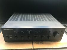Harman Kardon Pm655 Stereo Integrated Amplifier No Sound For Parts or Repair