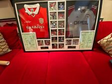 More details for manchester united champions league 1999 signed