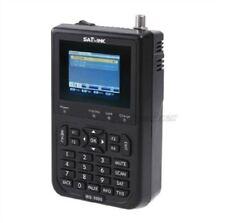 "Fta Data Signal Finder Professional Digital Satellite 3.5"" Dvb-S Meter WS-690 vc"