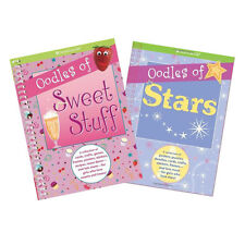 American Girl BOOK SET OODLES OF SWEET STUFF & OODLES OF STARS Spiral Bound NEW