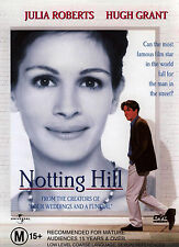 NOTTING HILL ~ DVD ~ NEW