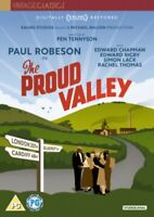 Nuevo The Proud Valley DVD
