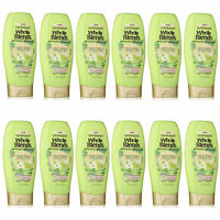 12-Garnier Whole Blends Conditioner with Green Apple&Green Tea Extracts 12.5 fl