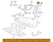 GM OEM Fuel Tank Filler-Gas Cap 15794103