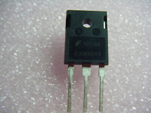 G30N60A4 N - HGTG30N60A4 TRANSISTOR  TO-247