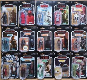 Star Wars The Vintage Collection Figuren & Fahrzeuge zur Auswahl - Neu & Ovp