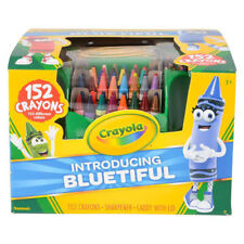 152 Pc Crayola Crayons Ultimate Collection Kids Arts Crafts Coloring Supplies
