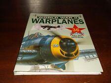 The Gatefold Book Of World War II Warplanes 36 Pull Out Gatefolds 1995 HB VGC