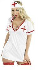 Cottelli Collection Krankenschwester Damen Grösse L mit Haube - selten mit Kreuz
