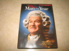 Man of the Year (DVD, 2007, Widescreen) - English/French/Spanish