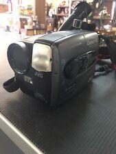 JVC Compact VHS-C Camcorder GR-AX810U Video Transfer  E60