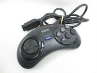 Mega Drive Control Pad SJ-6000 Fighting Controller 6B SEGA Made in Japan Tested