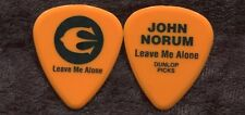 Europe 2010 Eden Tour Guitar Pick! John Norum custom concert stage Pick #2
