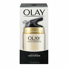 OLAY Total Effects 7 in One Anti-Aging Moisturizer Cream 1.7 oz (Pack of 2)
